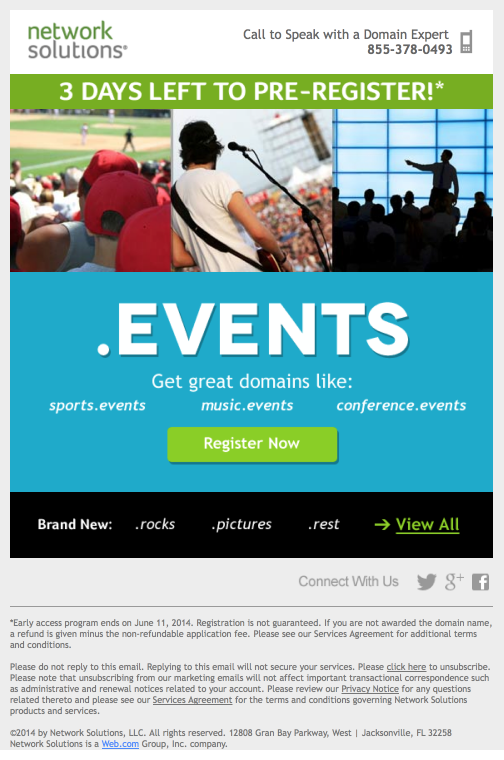 nsi-dot-events